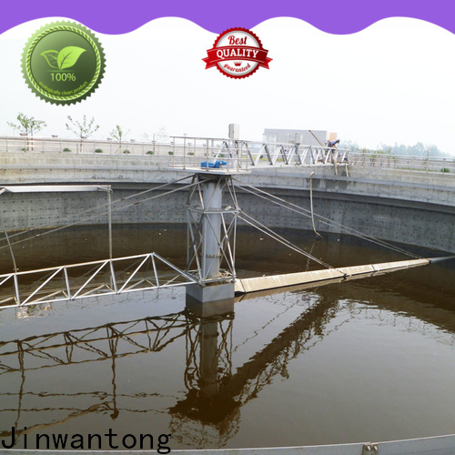 Jinwantong sludge scraper equipment factory for primary clarifier