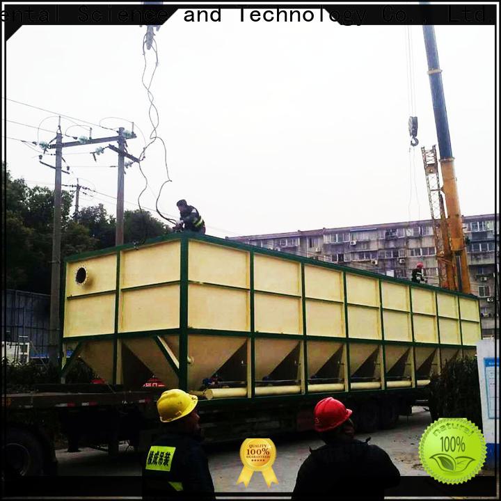 Jinwantong lamella clarifier company for heavy metal remove
