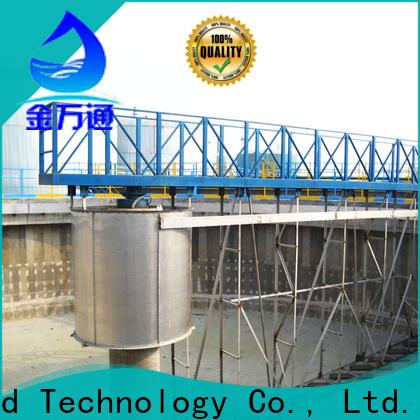 Jinwantong reliable circular clarifier suppliers for final sedimentation tank