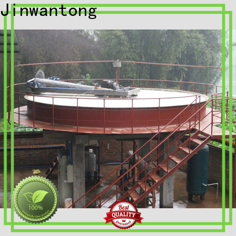 Jinwantong latest daf plant with good price for fiber recovery