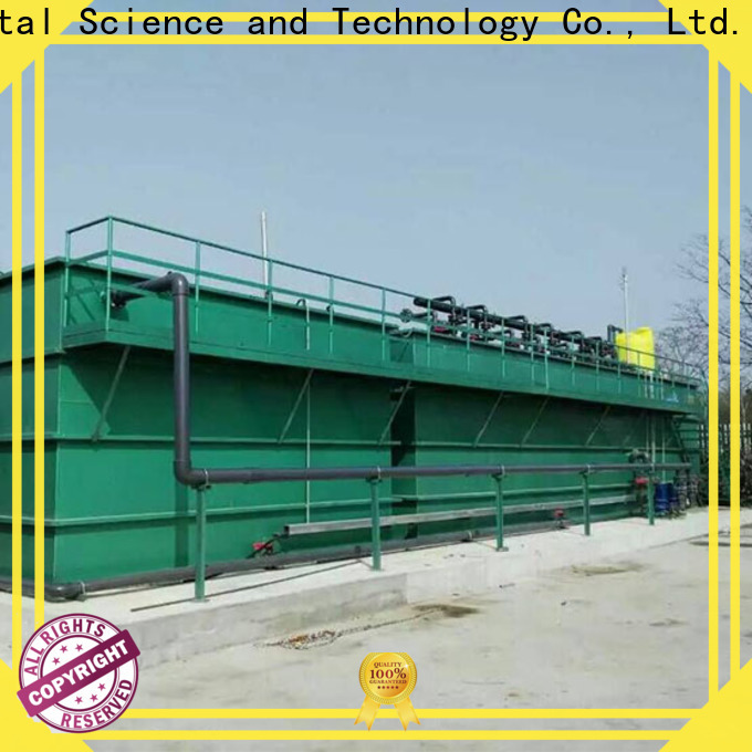 Jinwantong stable mbr sewage treatment plant wholesale for paper industry