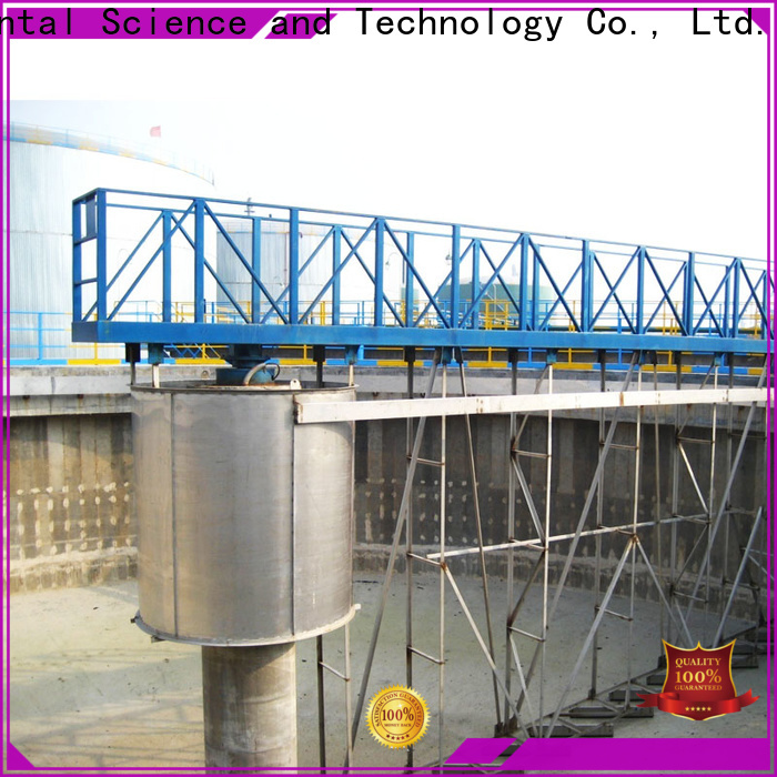 Jinwantong sludge scraper equipment manufacturers for final sedimentation tank