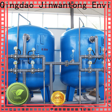 Jinwantong durable best sand filter for above ground pool directly sale for ground water purification