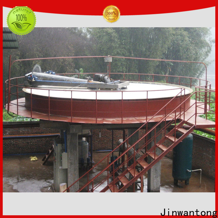 Jinwantong industrial wastewater treatment companies manufacturers for secondary clarification