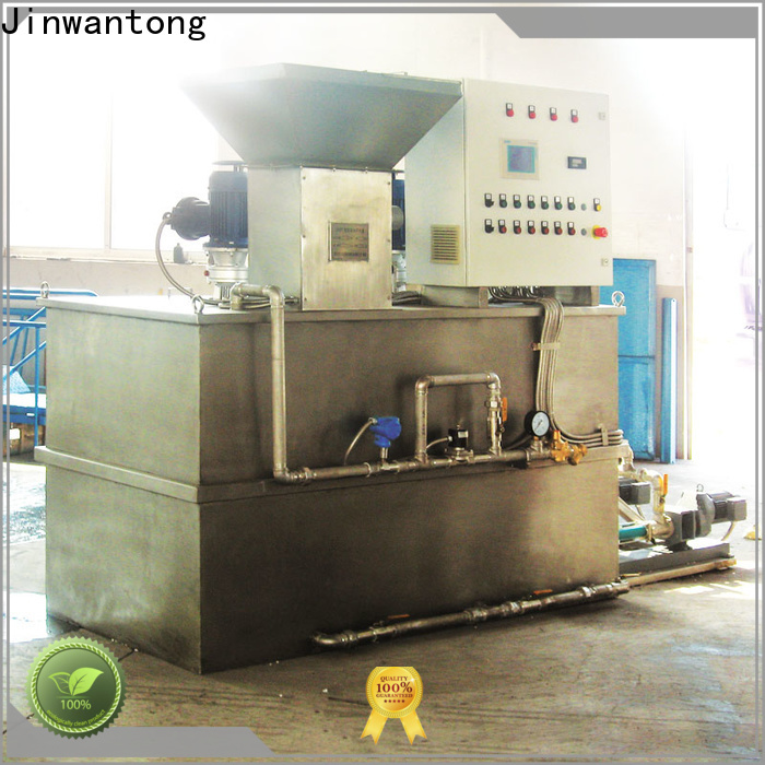 Jinwantong wholesale chemical dosing system manufacturer directly sale for mix water and chemicals