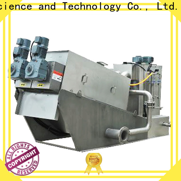 Jinwantong wholesale sludge dewatering equipment wastewater wholesale for solid-liquid separation