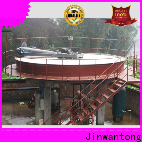 Jinwantong dissolved air flotation for water clarification company for fiber recovery