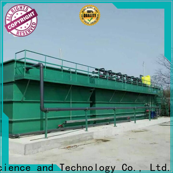 Jinwantong mbr technology for wastewater treatment supply for mining industry