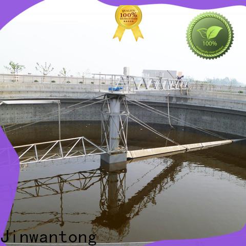Jinwantong best half bridge scrapers for business for primary clarifier