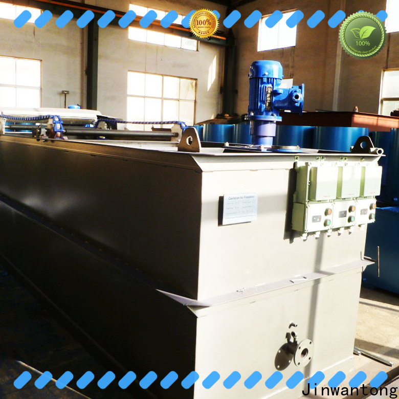 high-quality cavitation air flotation plant wholesale for oil remove