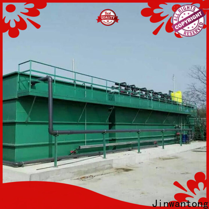Jinwantong membrane water treatment plant factory for food industry