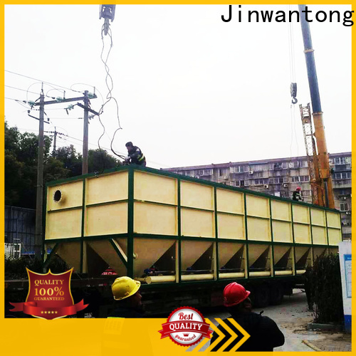 New wastewater treatment equipment suppliers manufacturers for heavy metal remove