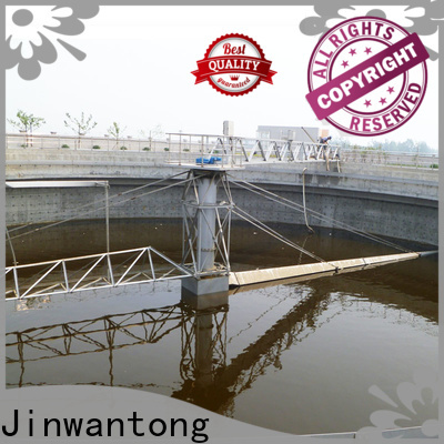 Jinwantong wastewater treatment scraper company for primary clarifier
