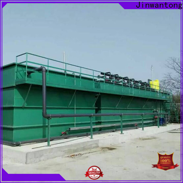 Jinwantong wholesale industrial wastewater treatment plant wholesale forpharmaceutical industry