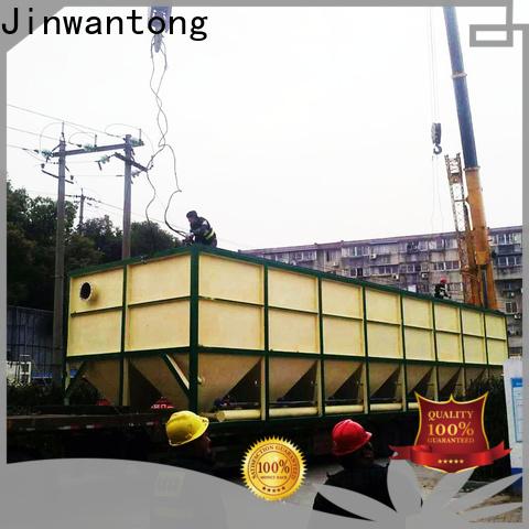 Jinwantong long lasting lamella separator company for heavy metal remove