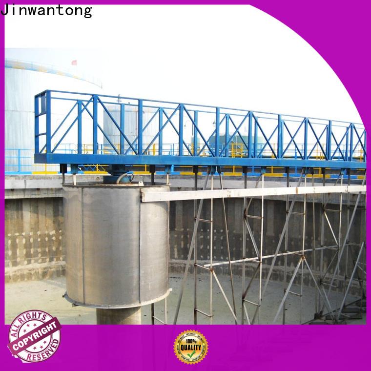 Jinwantong wastewater treatment scraper wholesale for final sedimentation tank