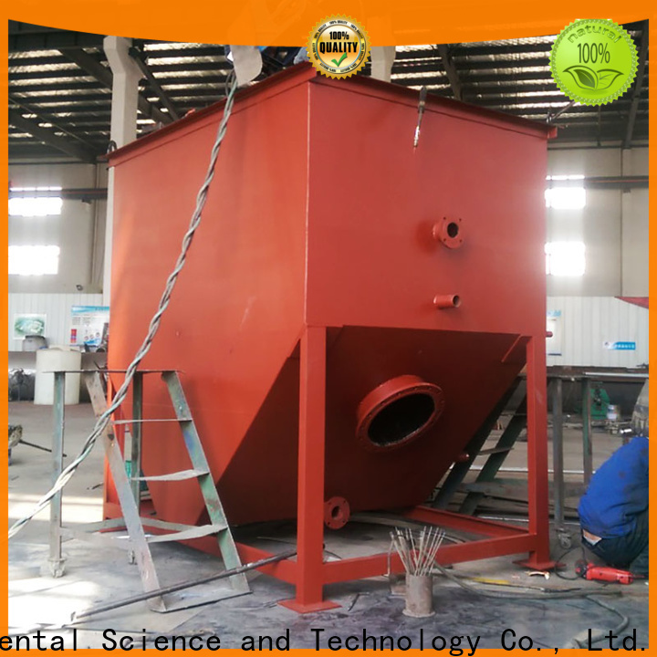 Jinwantong oil water separator tank with good price for airport