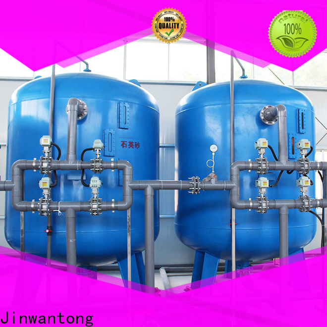 Jinwantong durable industrial wastewater treatment plant manufacturers wholesale for ground water purification