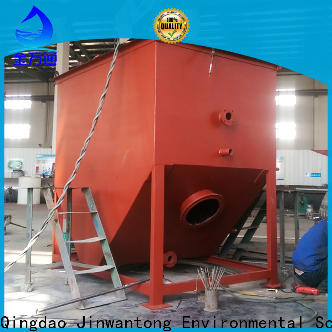 Jinwantong New cpi oil water separator with good price fpr refinery effluents