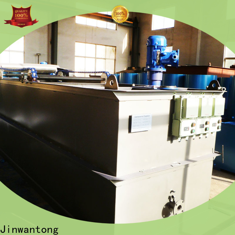 Jinwantong caf flotation equipment for business for product recovery