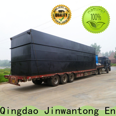 Jinwantong packaged sewage treatment plant manufacturers company for hospital