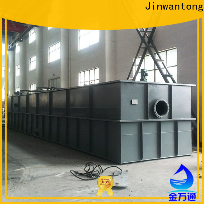 Jinwantong daf system water treatment company for slaughterhouse