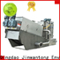 Jinwantong wholesale screw press sludge dehydrator suppliers for solid-liquid separation