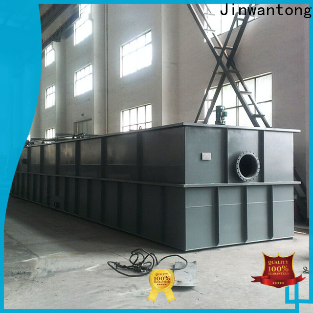 Jinwantong daf wastewater treatment wholesale for slaughterhouse