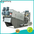 Jinwantong screw sludge dewatering machine manufacturers for solid-liquid separation