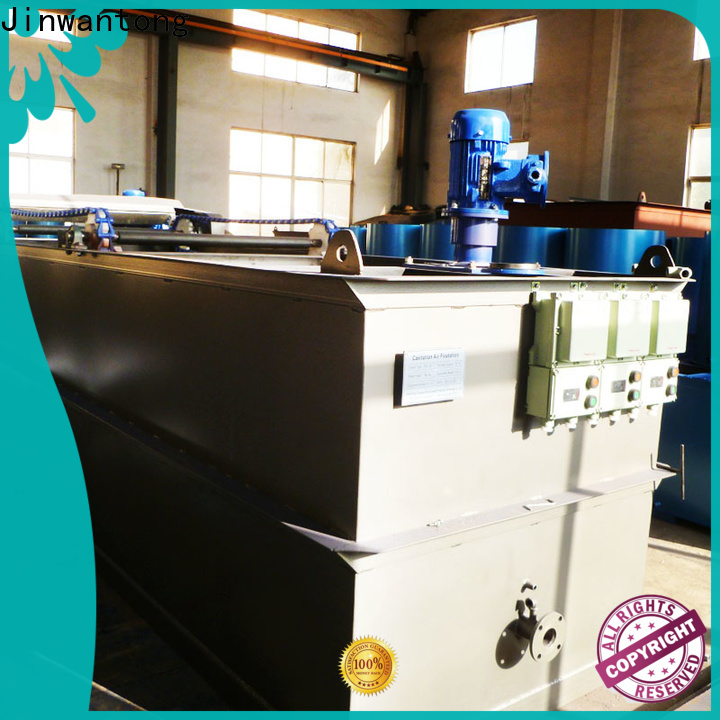 Jinwantong caf machine wholesale for oil remove