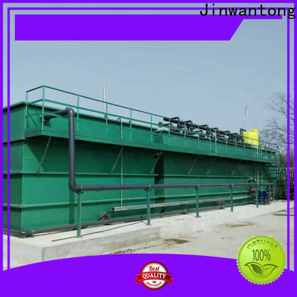 Jinwantong industrial wastewater treatment directly sale for food industry
