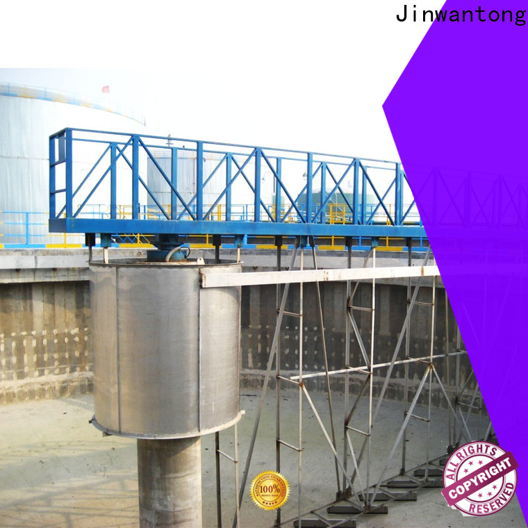 Jinwantong real sludge scraper system for business for primary clarifier