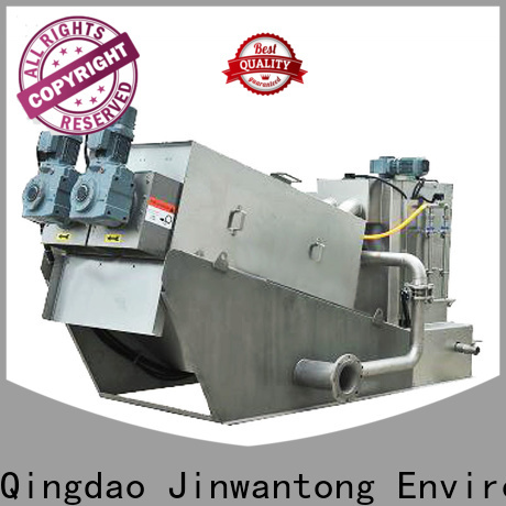 professional dewatering machine for sludge treatment suppliers for resource recovery