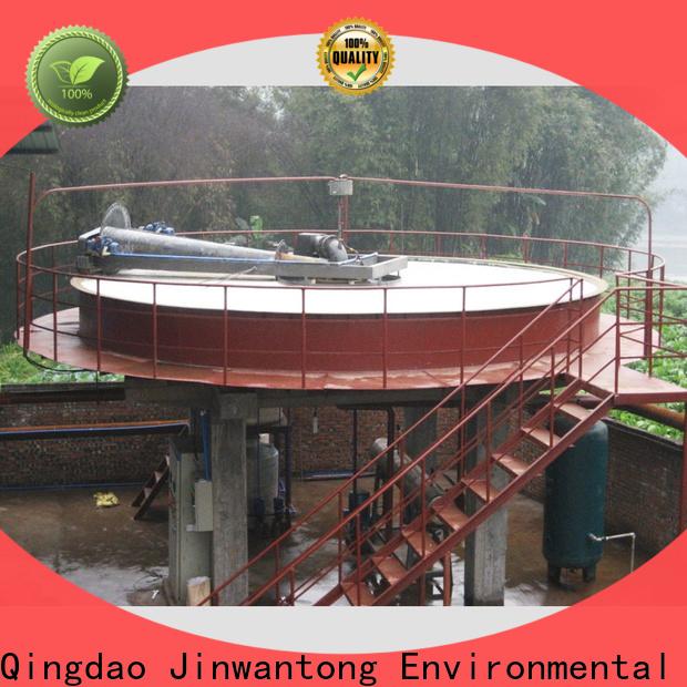 Jinwantong daf clarifier directly sale for fiber recovery