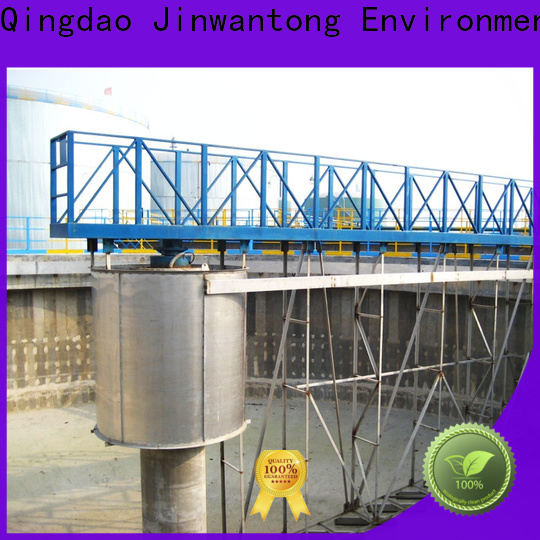 Jinwantong efficient sludge scraper equipment company for primary clarifier