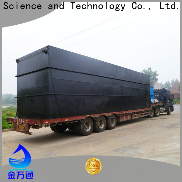 top package sewage treatment plant suppliers company for residential quarter