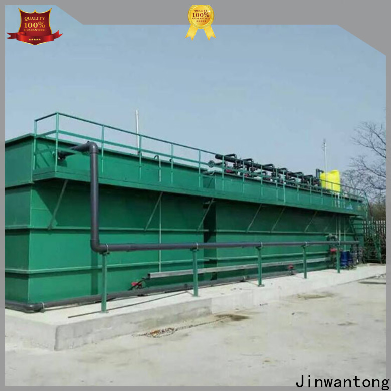 Jinwantong mbr system company for food industry