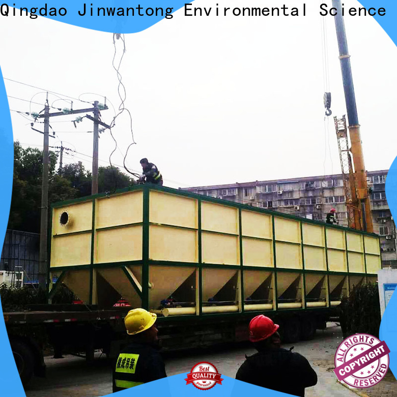 Jinwantong long lasting lamella separator directly sale for chemical waste water