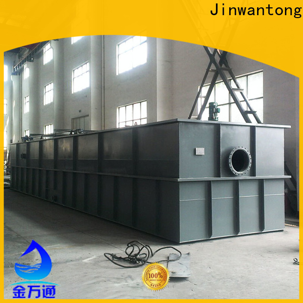 Jinwantong daf system wastewater treatment for business for paper mills