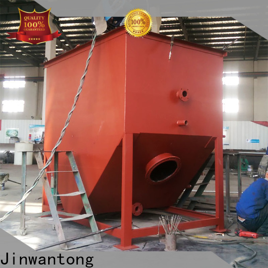 Jinwantong cpi water treatment for business for petrochemical effluents