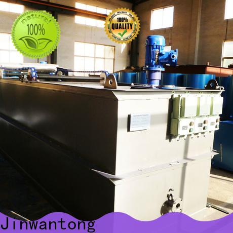 Jinwantong latest cavitation air flotation manufacturers for polishing of biological treatment effluent
