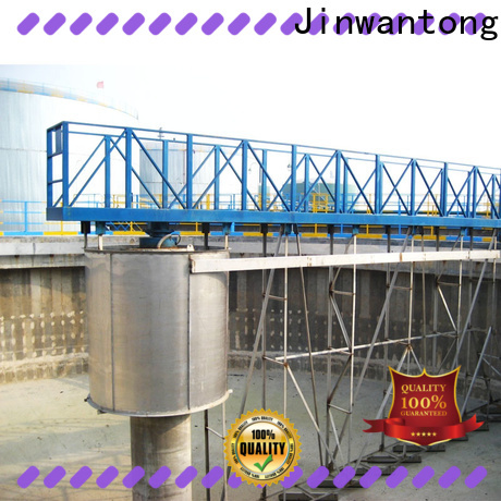Jinwantong best sludge scraper system company for final sedimentation tank