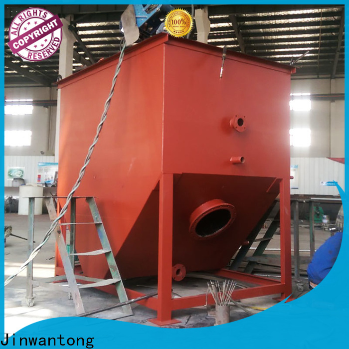 Jinwantong cpi separator company for petrochemical effluents