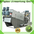 Jinwantong sludge dehydrator with good price for resource recovery