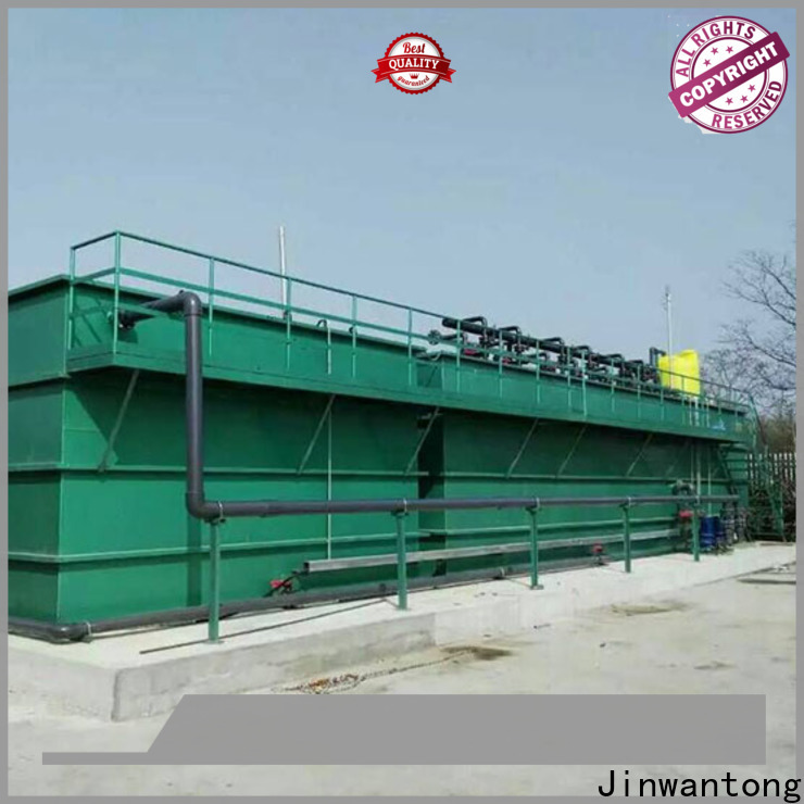 Jinwantong professional mbr water treatment wholesale for paper industry
