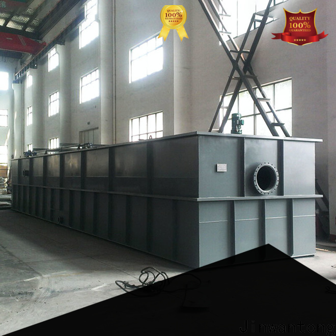Jinwantong professional daf filtration directly sale for removing suspended matters
