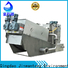 top dewatering machine for sludge treatment for business for solid-liquid separation