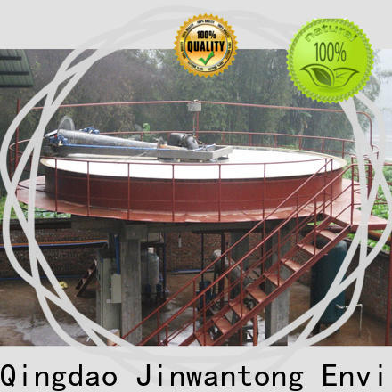 Jinwantong daf process company for secondary clarification