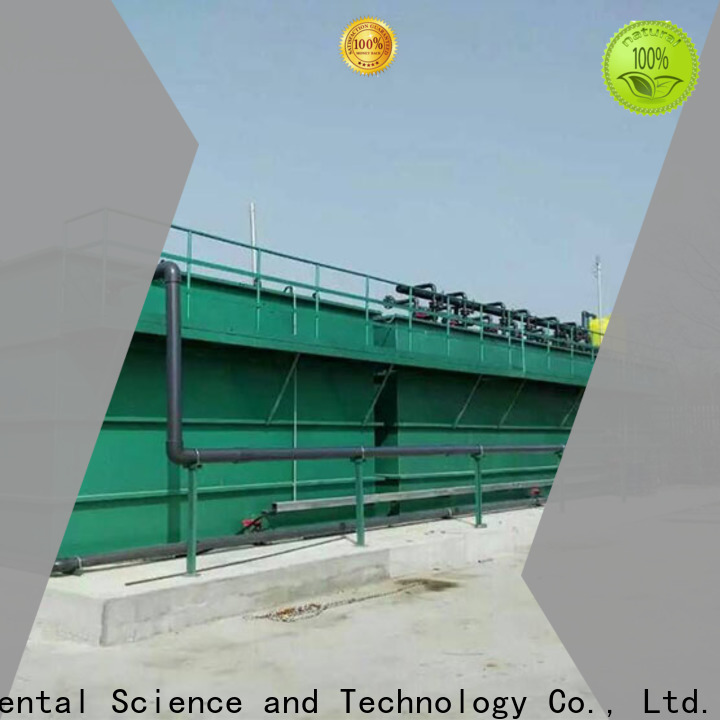 Jinwantong best industrial wastewater treatment plant customized for paper industry