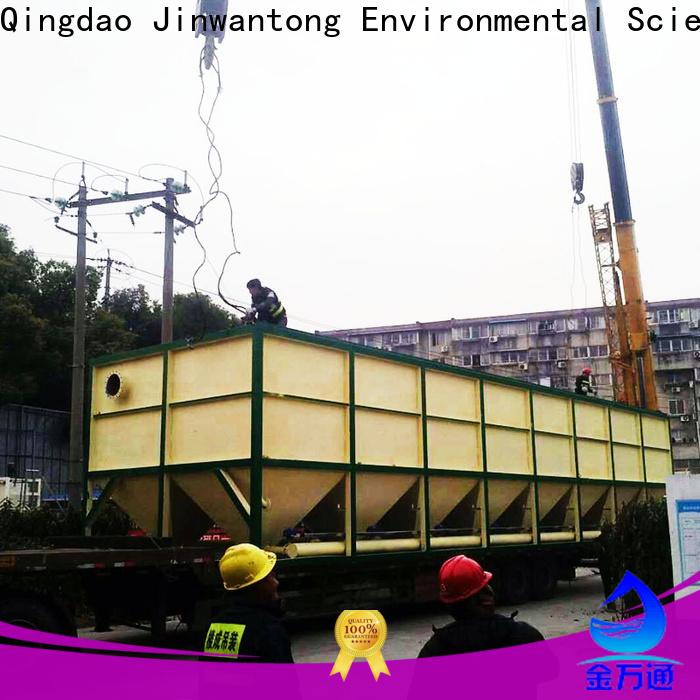 Jinwantong lamella separator from China for food industry